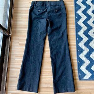 LOFT Pants - Loft Marissa Trouser in Charcoal